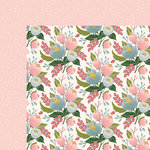 Kaisercraft - Full Bloom Collection - 12 x 12 Double Sided Paper - Florist