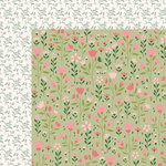 Kaisercraft - Full Bloom Collection - 12 x 12 Double Sided Paper - Blossoming