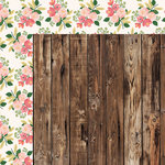 Kaisercraft - Full Bloom Collection - 12 x 12 Double Sided Paper - Bloomed