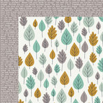 Kaisercraft - Hide and Seek Collection - 12 x 12 Double Sided Paper - Trees
