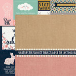 Kaisercraft - Hide and Seek Collection - 12 x 12 Double Sided Paper - Deer