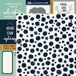 Kaisercraft - Hide and Seek Collection - 12 x 12 Double Sided Paper - Explorer