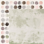 Kaisercraft - Gypsy Rose Collection - 12 x 12 Double Sided Paper - Wanderlust