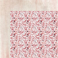 Kaisercraft - Gypsy Rose Collection - 12 x 12 Double Sided Paper - Quirky