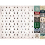 Kaisercraft - Mountain Air Collection - 12 x 12 Double Sided Paper - Hero
