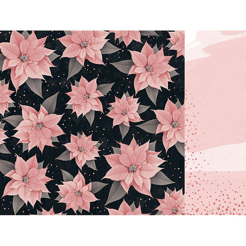 Kaisercraft - Sparkle Collection - 12 x 12 Double Sided Paper with Foil Accents - Glint