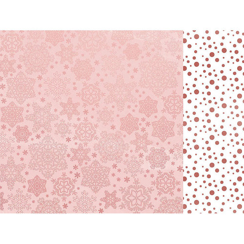 Kaisercraft - Sparkle Collection - 12 x 12 Double Sided Paper with Foil Accents - Glistening