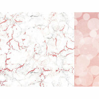 Kaisercraft - Sparkle Collection - 12 x 12 Double Sided Paper with Foil Accents - Radiance