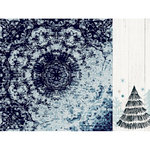 Kaisercraft - Wonderland Collection - Christmas - 12 x 12 Double Sided Paper - Frost