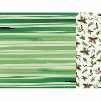 Kaisercraft - Peace and Joy Collection - Christmas - 12 x 12 Double Sided Paper - Comfort