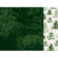 Kaisercraft - Peace and Joy Collection - Christmas - 12 x 12 Double Sided Paper - Elation