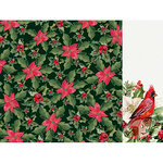 Kaisercraft - Peace and Joy Collection - Christmas - 12 x 12 Double Sided Paper - Rejoicing