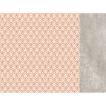 Kaisercraft - Peachy Collection - 12 x 12 Double Sided Paper - Aura