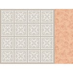 Kaisercraft - Peachy Collection - 12 x 12 Double Sided Paper - Taupe