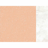 Kaisercraft - Peachy Collection - 12 x 12 Double Sided Paper - Amber