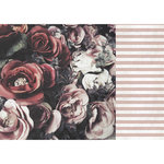 Kaisercraft - Rosabella Collection - 12 x 12 Double Sided Paper - Roseate