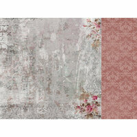 Kaisercraft - Rosabella Collection - 12 x 12 Double Sided Paper - Miss Classic