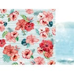 Kaisercraft - Paradise Found Collection - 12 x 12 Double Sided Paper - Chase The Sun