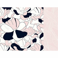 Kaisercraft - Breathe Collection - 12 x 12 Double Sided Paper - Soft Pastel