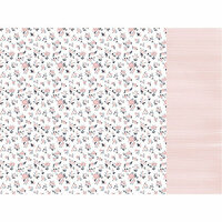 Kaisercraft - Breathe Collection - 12 x 12 Double Sided Paper - Pale Wander