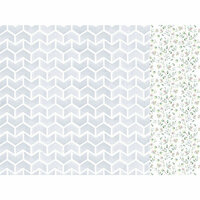 Kaisercraft - Greenhouse Collection - 12 x 12 Double Sided Paper - Desert Rose
