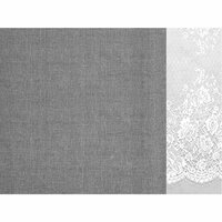 Kaisercraft - Two Souls Collection - 12 x 12 Double Sided Paper - Tuxe