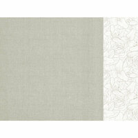 Kaisercraft - Two Souls Collection - 12 x 12 Double Sided Paper - Something Borrowed