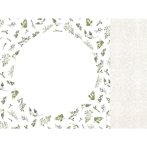 Kaisercraft - Two Souls Collection - 12 x 12 Double Sided Paper - Boutineer