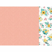 Kaisercraft - Paisley Days Collection - 12 x 12 Double Sided Paper - Soul