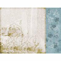 Kaisercraft - Antiquities Collection - 12 x 12 Double Sided Paper - Treasured