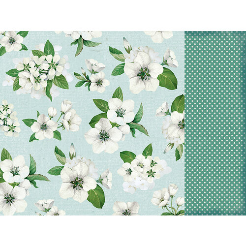 Kaisercraft - Morning Dew Collection - 12 x 12 Double Sided Paper - Serene