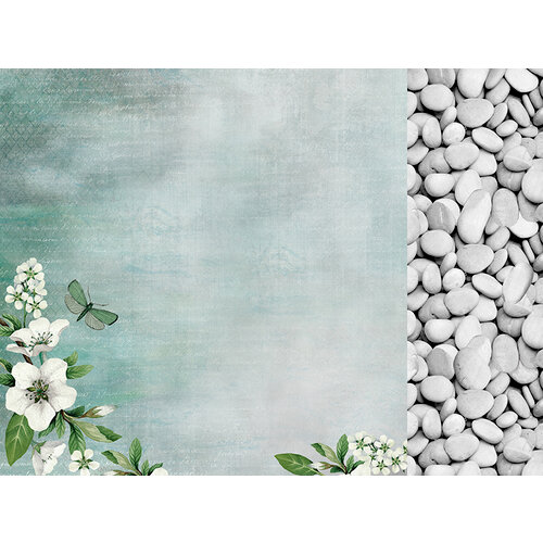 Kaisercraft - Morning Dew Collection - 12 x 12 Double Sided Paper - Breathe