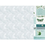Kaisercraft - Morning Dew Collection - 12 x 12 Double Sided Paper - Refresh