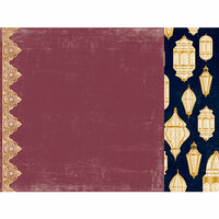 Kaisercraft - Journey Collection - 12 x 12 Double Sided Paper - Nomad