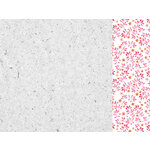 Kaisercraft - Magenta Collection - 12 x 12 Double Sided Paper - Rosa