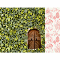 Kaisercraft - Enchanted Collection - 12 x 12 Double Sided Paper - Mystical