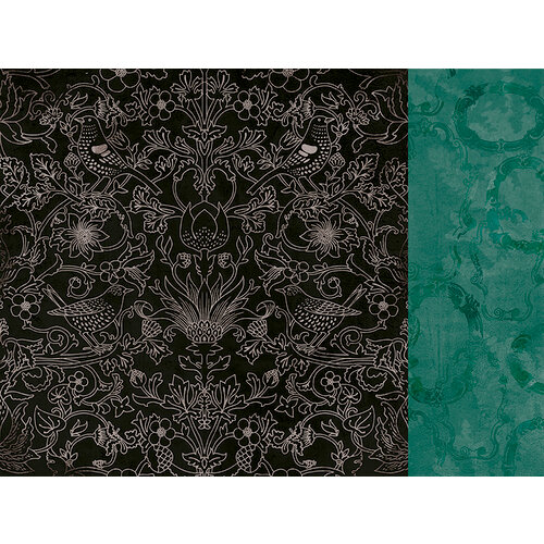 Kaisercraft - Enchanted Collection - 12 x 12 Double Sided Paper - Picturesque