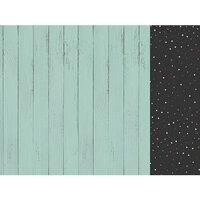Kaisercraft - Christmas - Peppermint Kisses Collection - 12 x 12 Double Sided Paper - Minty