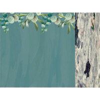 Kaisercraft - Native Breeze Collection - 12 x 12 Double Sided Paper - Eucalyptus
