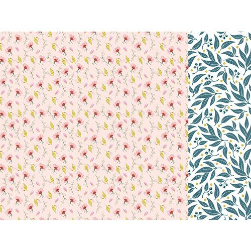 Kaisercraft - Native Breeze Collection - 12 x 12 Double Sided Paper - Flowering