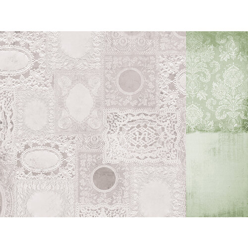 Kaisercraft - Lady Like Collection - 12 x 12 Double Sided Paper - Jessica