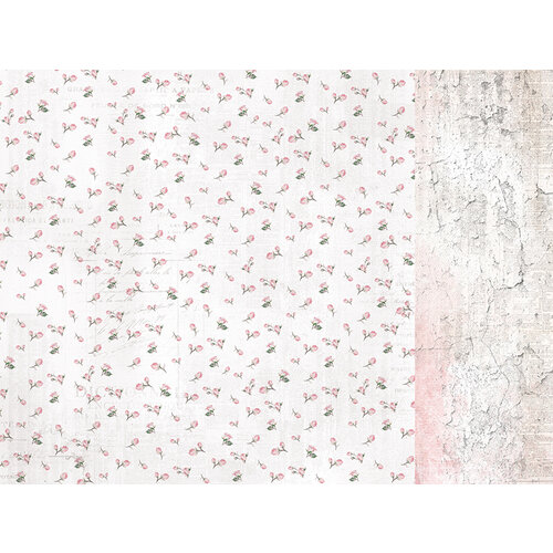 Kaisercraft - Lady Like Collection - 12 x 12 Double Sided Paper - Delores