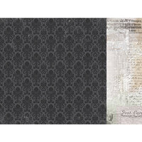 Kaisercraft - Lady Like Collection - 12 x 12 Double Sided Paper - Gertrude