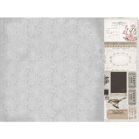 Kaisercraft - Lady Like Collection - 12 x 12 Double Sided Paper - Patsy
