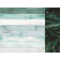 Kaisercraft - Lily and Moss Collection - 12 x 12 Double Sided Paper - Ombre