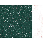Kaisercraft - Lily and Moss Collection - 12 x 12 Double Sided Paper - Flicker