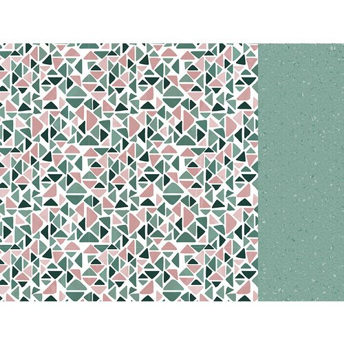 Kaisercraft - Lily and Moss Collection - 12 x 12 Double Sided Paper - Primary