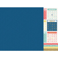 Kaisercraft - Oh Happy Day Collection - 12 x 12 Double Sided Paper - 100's and 1000's