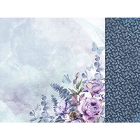 Kaisercraft - Amethyst Collection - 12 x 12 Double Sided Paper - Quartz