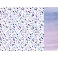 Kaisercraft - Amethyst Collection - 12 x 12 Double Sided Paper - Opal